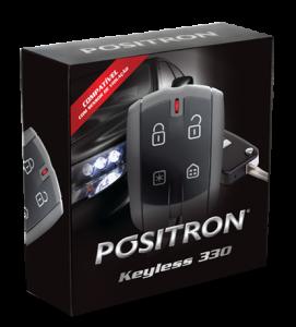 Alarme Positon Keyless 330 é o alarme ideal para carros com alarme original que não possuem sensores de ultrassom. Utiliza a chave original. Segurança e conforto